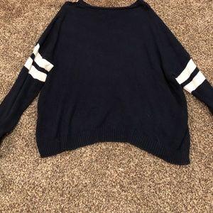 Brandy long sleeve sweater